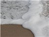 city of vero beach photograph of ocean sea foam