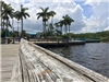 city of vero beach photograph of looking at the pointe from dock