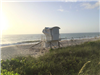 city of vero beach photograph of life guard tower