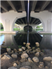 city of vero beach photograph of under the merrill barber bridge
