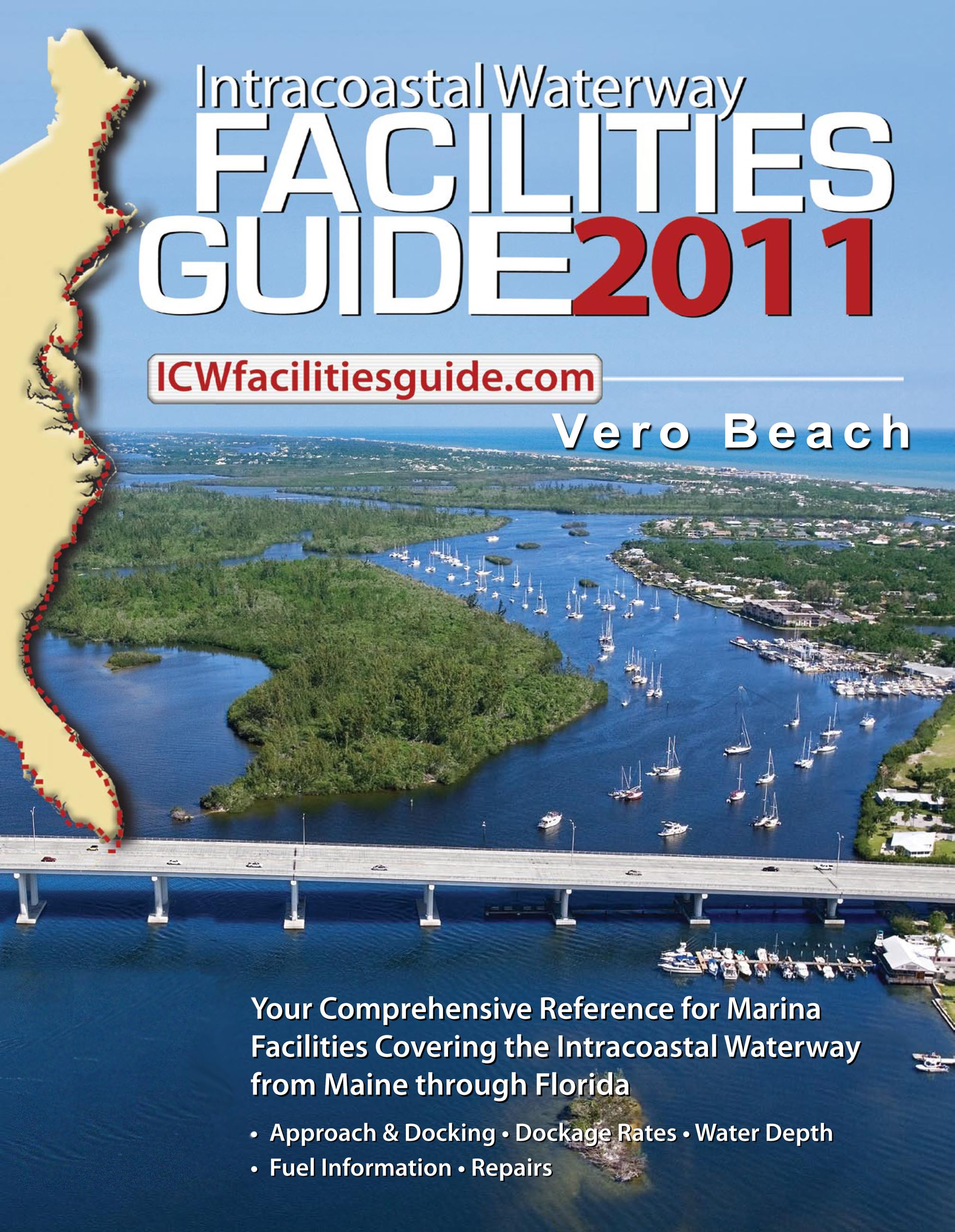 Cover Photo of Intracoastal Waterway Facilities Guide 2011