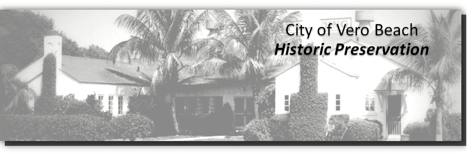 Historic Preservation - National Register Banner