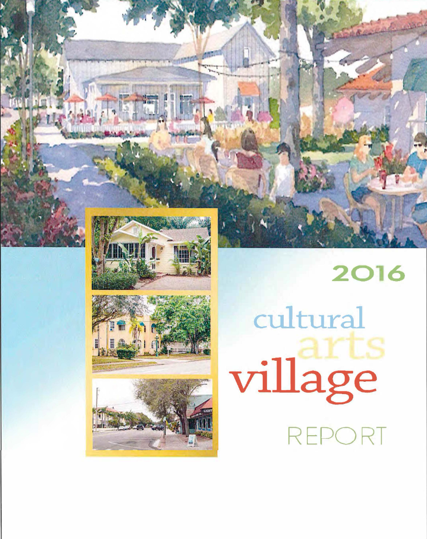 Cultural Arts Village Opens in new window